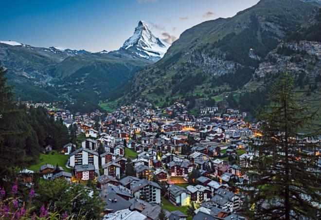 Road Trip Through the Alps: Insider Tips for the Journey of a Lifetime: Zermatt, Switzerland