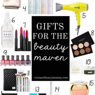 Gift Guide for the Beauty Maven