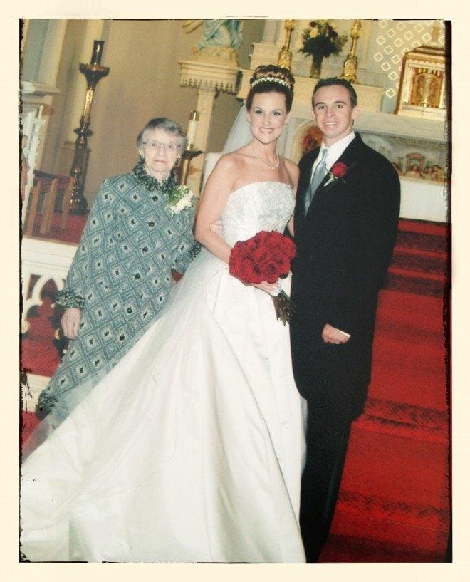 Grams Wedding