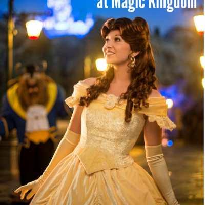 Top Five Character Meet and Greets At Magic Kingdom