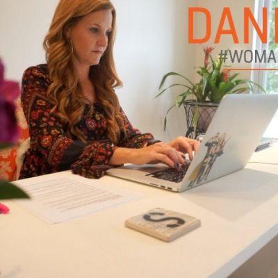 Turning Pain into Progress #WomanInProgress - Danielle Smith