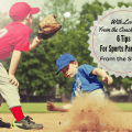 With Love, from the Coach's Wife: 6 Tips for Sports Parenting from the Stands - They ALL matter - but #6 is my Favorite.