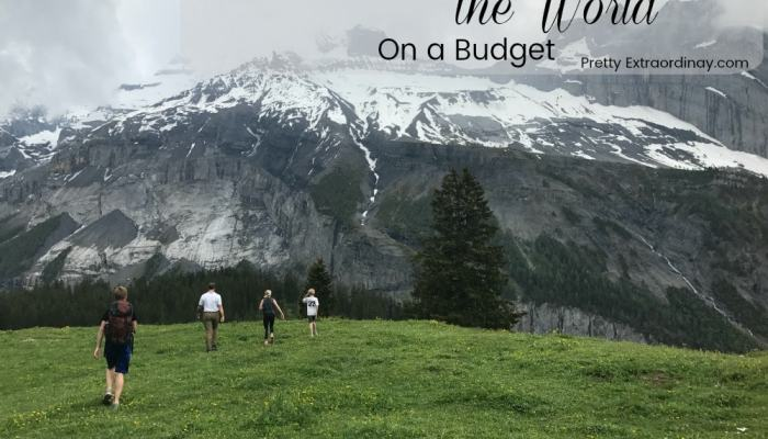 How to Show Your Kids the World on a Budget