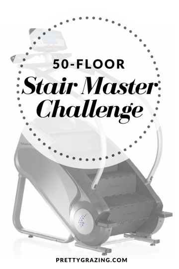 stairmaster challenge
