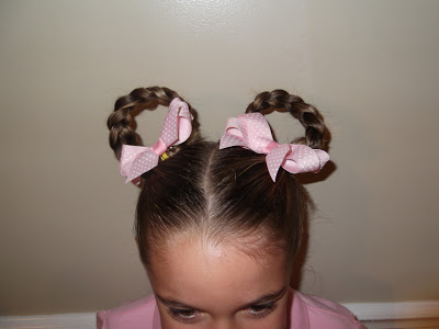 Little Girls Hairstyles Crazy Hair Day Pretty Hair Is