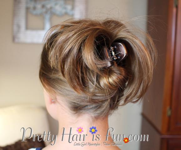Girls Hairstyles Hairstyles For Beginners Pretty Hair