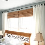 Hanging Curtains and No Iron Solution to Wrinkles