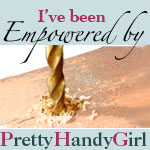 Pretty Handy Girl Blog