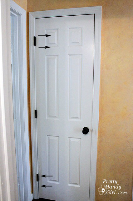 common door gap problems