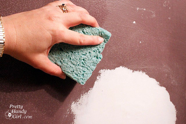 painting tips clean patches