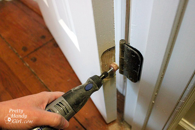 dremel door hinges