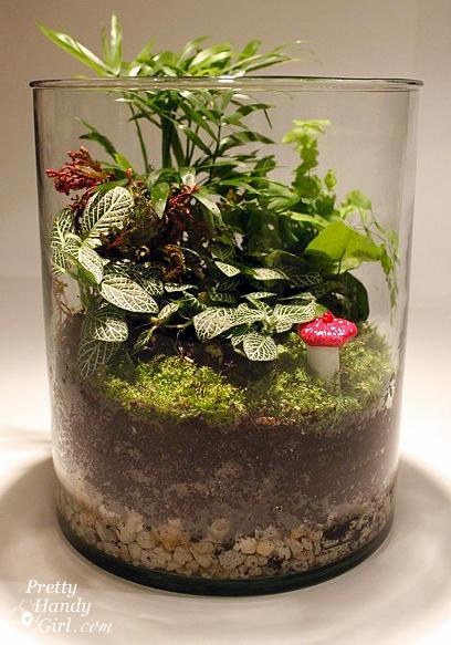 DIY Decorative Mushrooms