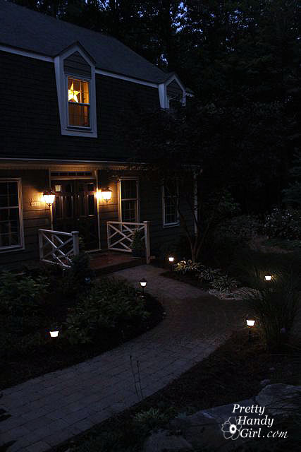 How to install low voltage landscape lights pretty handy girl aloadofball Images