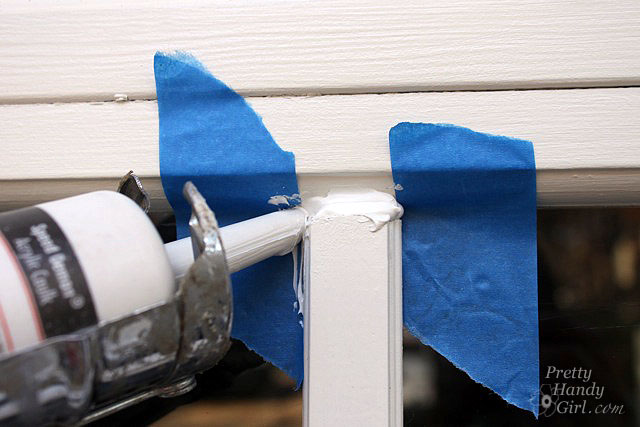 How to Use a Caulk Gun