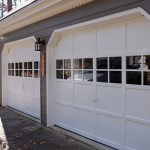 Installing Weatherstripping on a Garage Door Really Warms Up the Workshop
