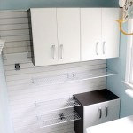 Laundry Room Reveal using Flow Wall