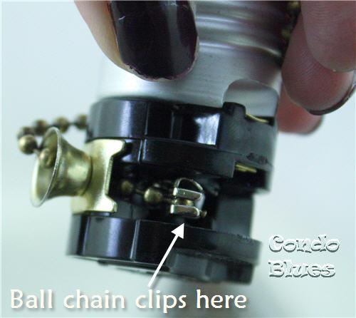 How To Fix A Broken Lamp Diy Talent Condo Blues Pretty