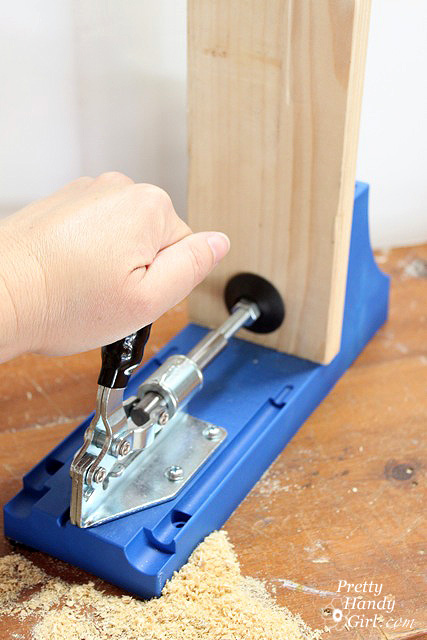 kreg jig clamp boards