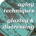 aging techniques gallery
