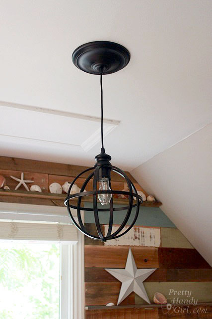 Can Light Conversion Pendant