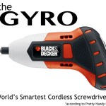 Tool Review – Black and Decker GYRO