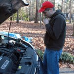 How to Replace a Car Battery {Pretty Handsome Guy Style}