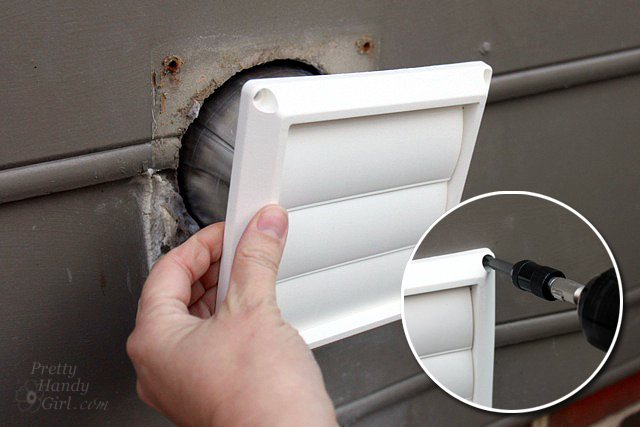 replace dryer vent