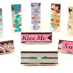 Create an Embellished HERSHEY'S KISSES Carrying Case