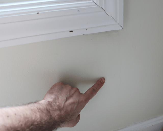 Cracks in Drywall-Finished look with Patch Plus Primer
