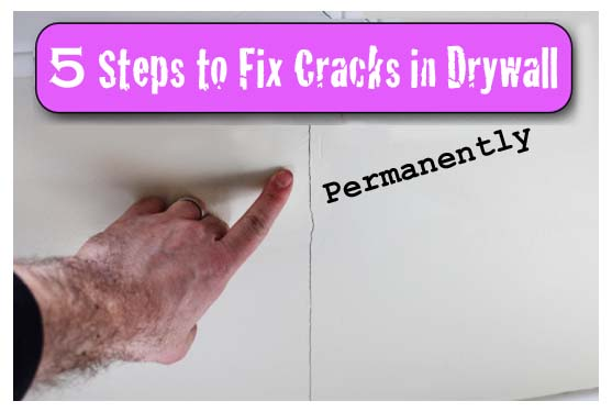 Cracks in Drywall: 5 Steps to a Permanent Fix with 3M Patch