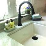 Sneak Peek of our Kitchen