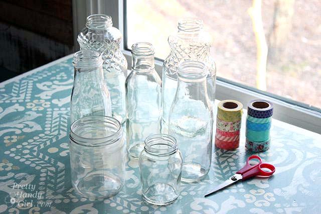 recycled_jar_vases