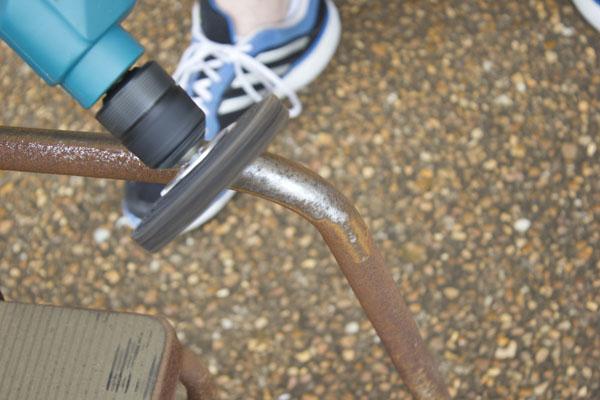 Curbside Vintage Step Stool Makeover
