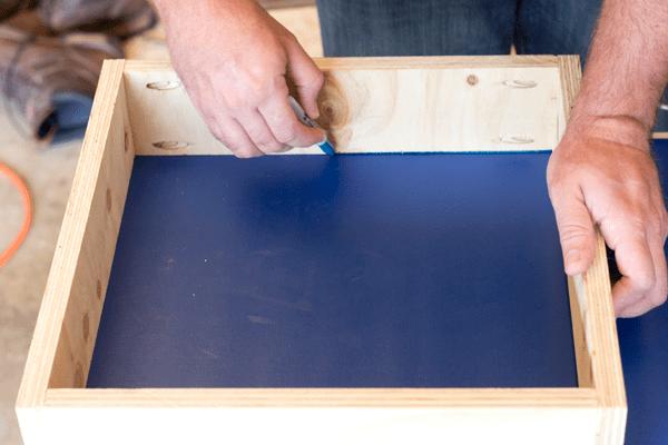 DIY Washer Toss Liner
