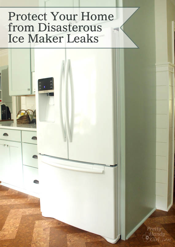 How To Fix A Dishwasher >> How to Protect Your Home from Costly Refrigerator Leaks ...