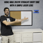 Hang Wall Decor Straight