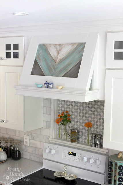How to Build a Custom Wood Range Hood