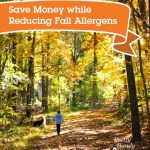 Save Money while Reducing Fall Allergens
