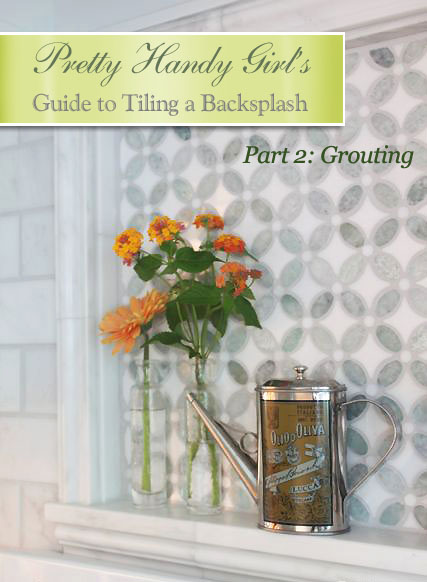 How to Tile: Grouting
