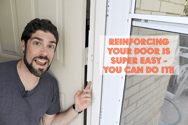Reinforcing You Door is Easy