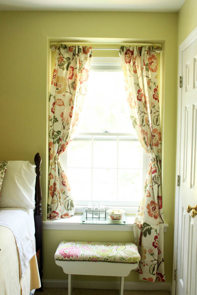 How to Install Window Blinds and Curtains | Pretty Handy Girl