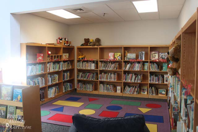 Library Before Pic