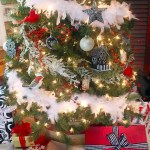Feathered Nest Themed Christmas Tree | Pretty Handy Girl