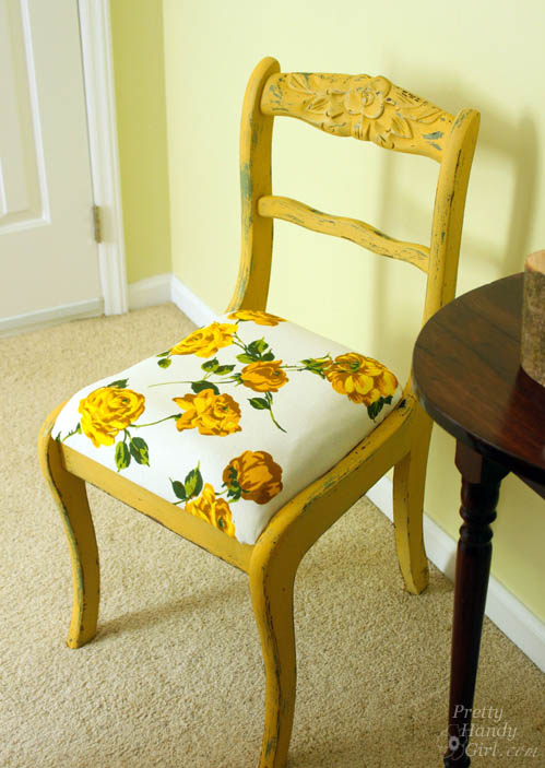 Painted Lampshade And A Quick Guest Room Makeover Lowe S