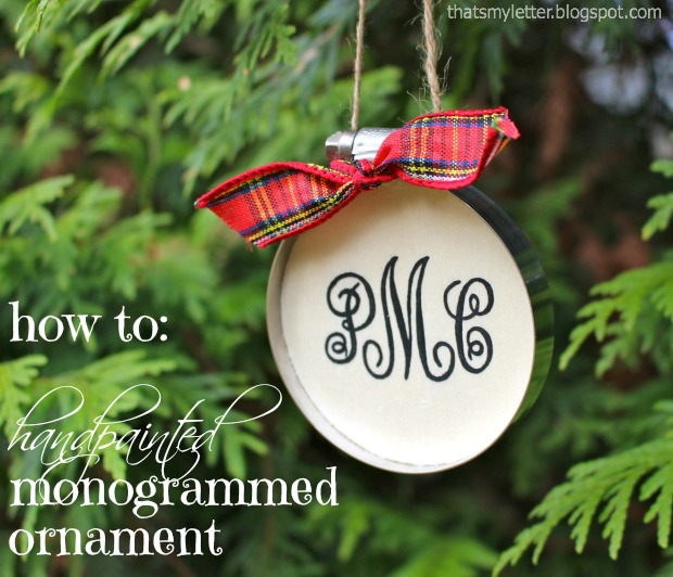 circle ornaments