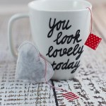 you look lovely today mug
