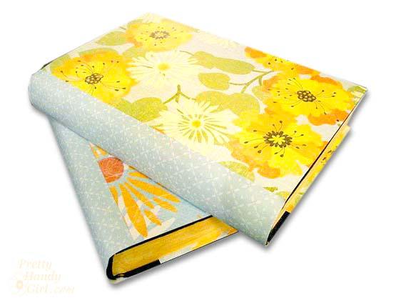 DIY Book with Storage Inside | Pretty Handy Girl
