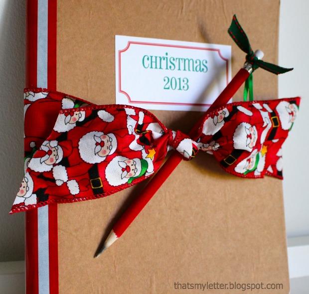 Christmas journal 4
