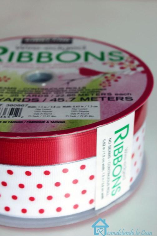 2 ribbon spool