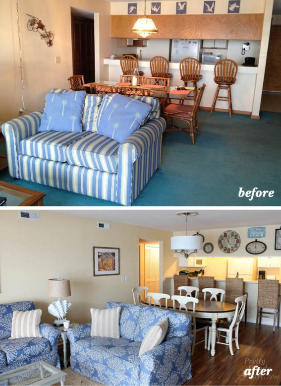 Topsail-condo-before-after
